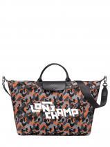 Longchamp Camouflage lgp Travel bag