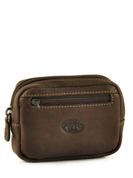 Travel Wallet Francinel Brown 4148