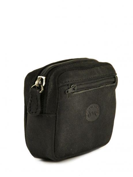 Travel Wallet Francinel Black 4148 other view 1