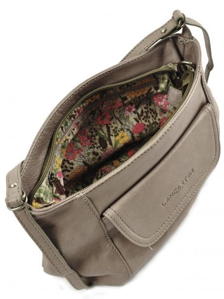 Crossbody Bag  Leather Lancaster Multicolor 5760 other view 5