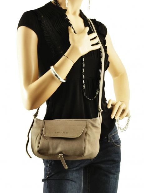 Crossbody Bag  Leather Lancaster Multicolor 5760 other view 2