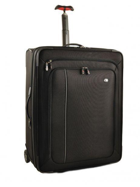 Softside Luggage Werks Traveler Victorinox Black werks traveler 313003