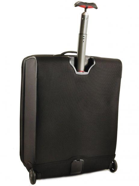 Softside Luggage Werks Traveler Victorinox Black werks traveler 313003 other view 5
