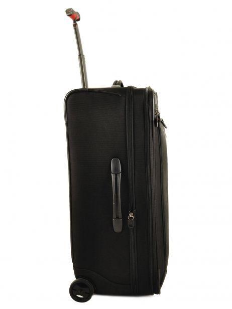 Softside Luggage Werks Traveler Victorinox Black werks traveler 313003 other view 4