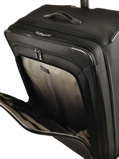 Softside Luggage Werks Traveler Victorinox Black werks traveler 313003 other view 6