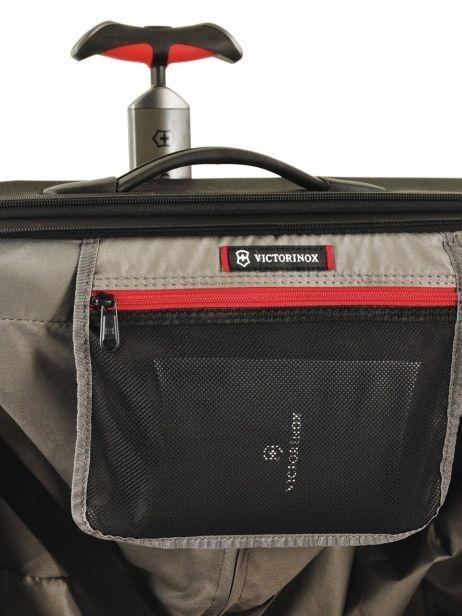 Softside Luggage Werks Traveler Victorinox Black werks traveler 313003 other view 8