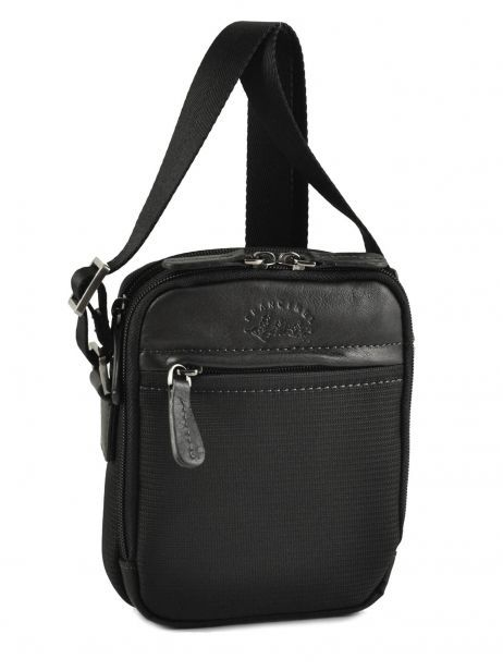 Messenger Bag Francinel Black porto 653102