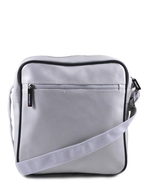 Sac Bandoulière Redskins Blanc airline RD15002 vue secondaire 5