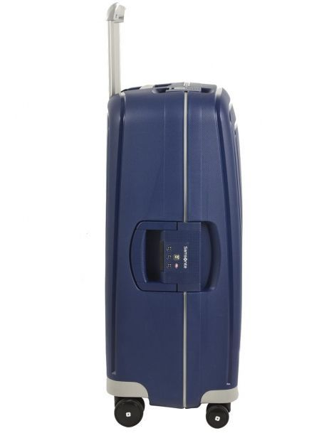 Valise Rigide S'cure Samsonite Bleu s'cure 10U002 vue secondaire 6