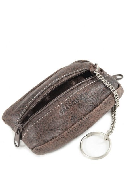 Purse Leather Francinel Brown bixby 69969 other view 3
