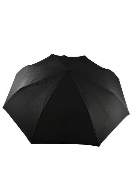 Parapluie Isotoner Noir homme 9407 vue secondaire 2