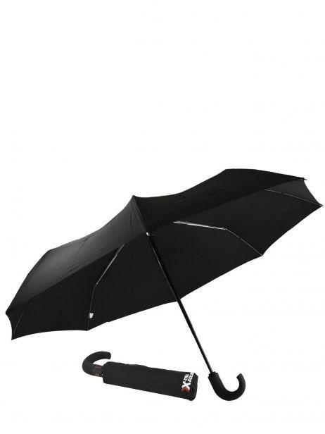 Parapluie Isotoner Noir homme 9407