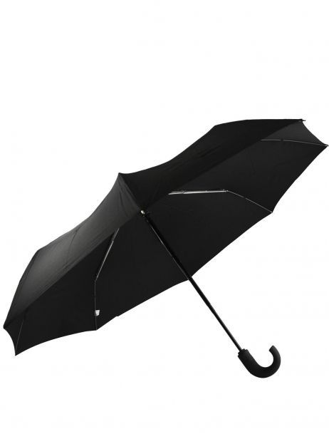 Parapluie Isotoner Noir homme 9407 vue secondaire 3