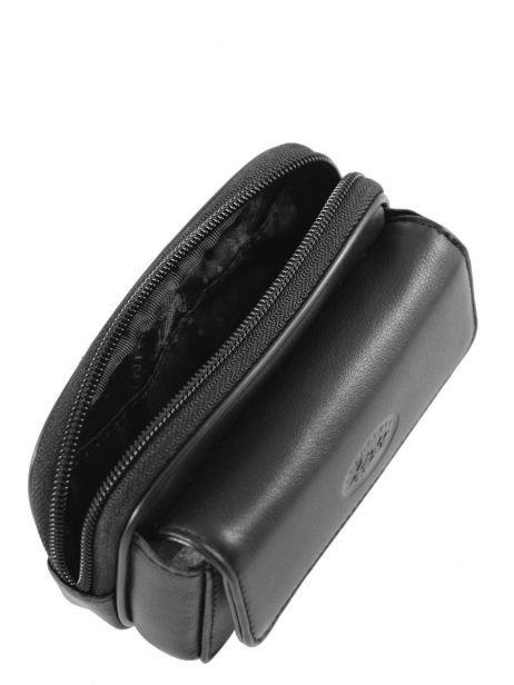 Messenger Bag Francinel Black palerme 1147 other view 3