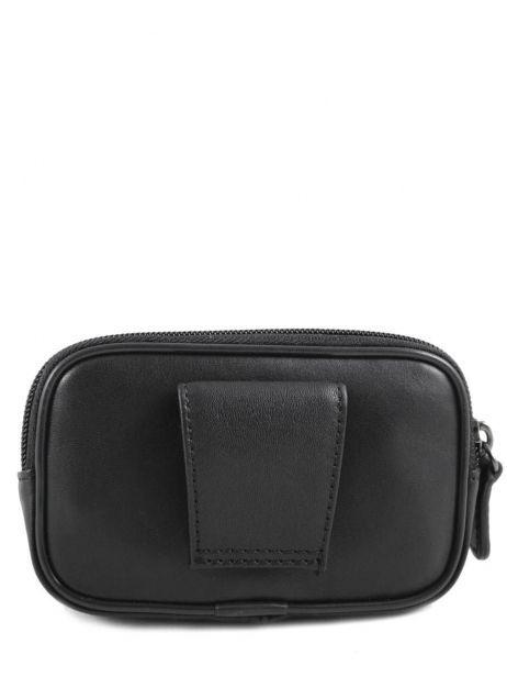 Messenger Bag Francinel Black palerme 1147 other view 2