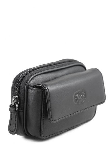 Messenger Bag Francinel Black palerme 1147 other view 1