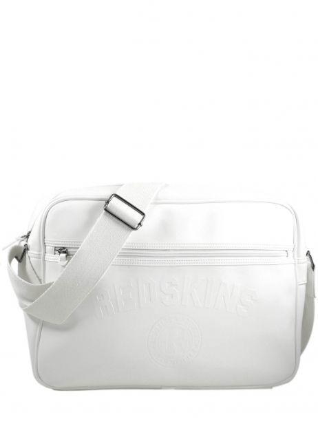 Crossbody Bag A4 Redskins White bling RD16127