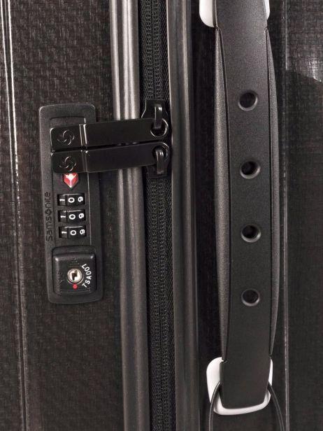 Hardside Luggage Samsonite Pink V22106 other view 4