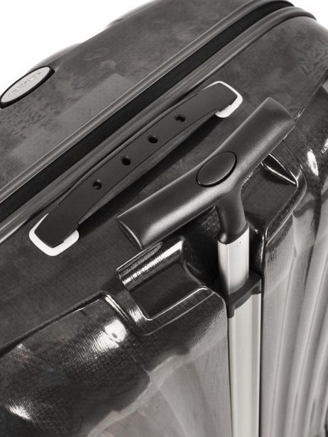 Hardside Luggage Samsonite Pink V22106 other view 1
