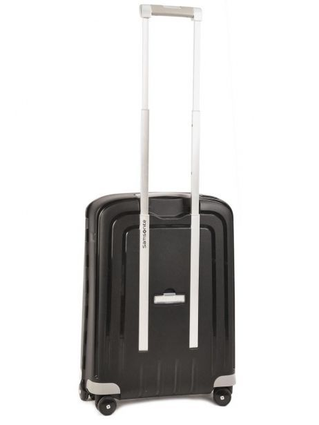 Cabin Luggage Hardside Samsonite Blue s'cure 10U003 other view 5
