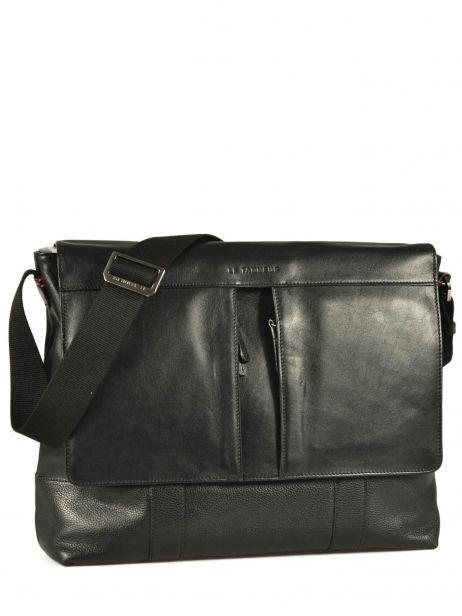 sac homme le tanneur lucas tgk2200 en vente au meilleur prix. Black Bedroom Furniture Sets. Home Design Ideas