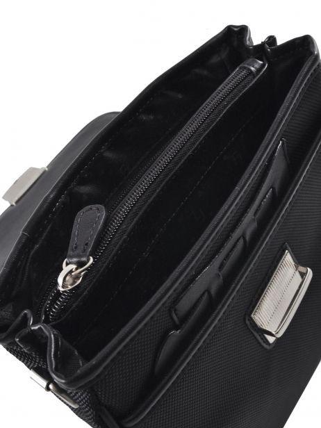Messenger Bag Francinel Black 8078 other view 5
