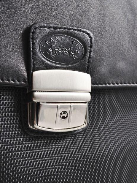 Pochette Homme Francinel Noir prague 8078 vue secondaire 1