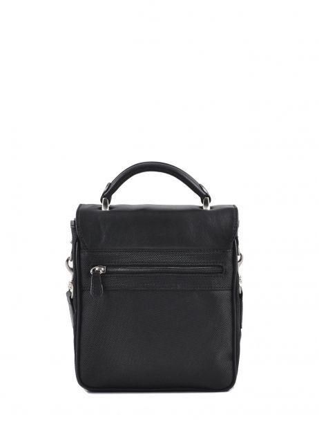 Messenger Bag Francinel Black 8078 other view 4