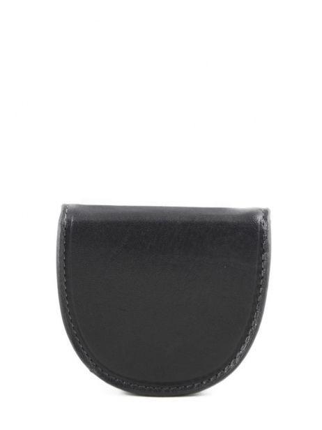 Purse Leather Katana Black marina 753034 other view 1