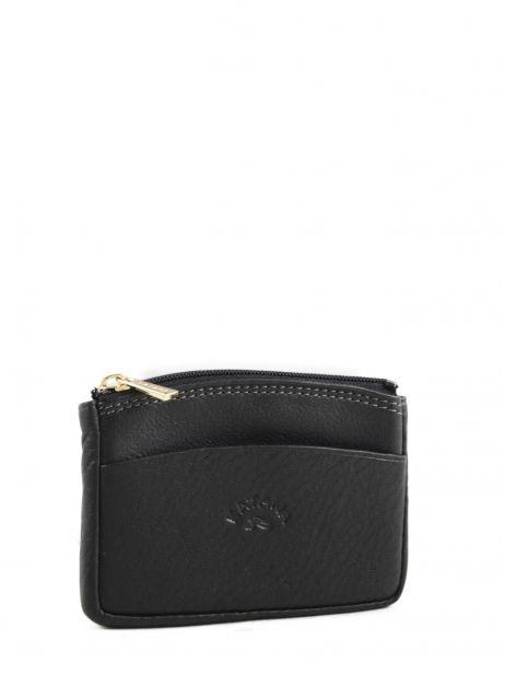 Purse Leather Katana Black marina 753063