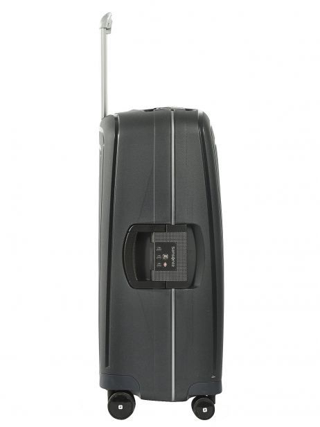 Hardside Luggage S'cure Dlx S'cure Dlx Samsonite Black s'cure dlx U44002 other view 4