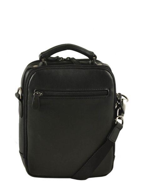 Messenger Bag Francinel Black london city 652011 other view 4