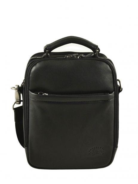 Messenger Bag Francinel Black london city 652011