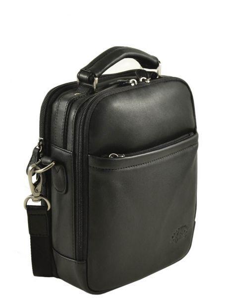 Messenger Bag Francinel Black london city 652011 other view 3