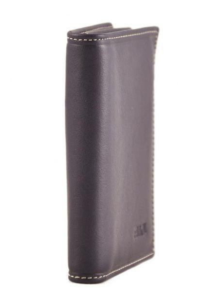 Card Holder Leather Petit prix cuir Violet elegance SA907 other view 1