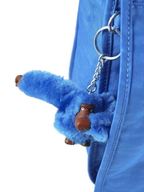 Sac Bandoulière A4 Kipling Bleu back to school 15379 vue secondaire 4