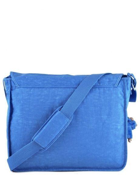 Sac Bandoulière A4 Kipling Bleu back to school 15379 vue secondaire 5