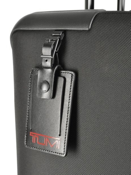 Softside Luggage Alpha 2 Travel Tumi Black alpha 2 travel DH22027 other view 4