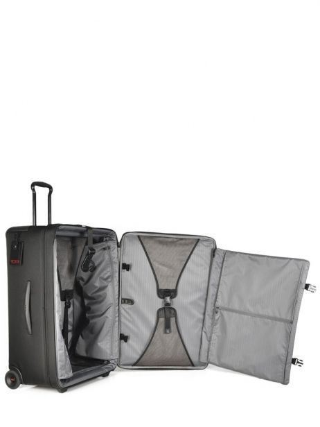Softside Luggage Alpha 2 Travel Tumi Black alpha 2 travel DH22027 other view 8