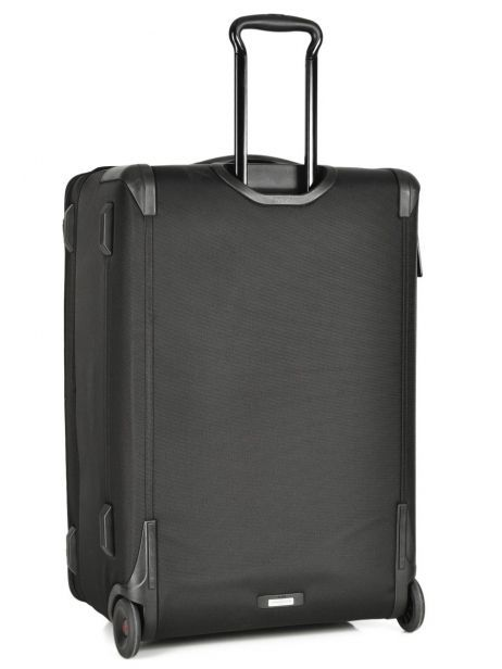 Softside Luggage Alpha 2 Travel Tumi Black alpha 2 travel DH22027 other view 5