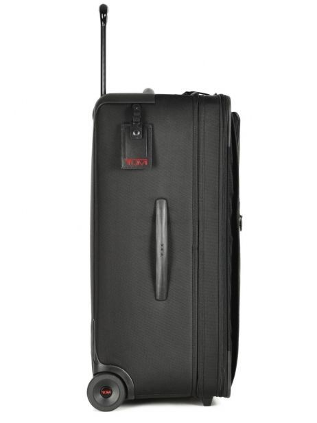 Softside Luggage Alpha 2 Travel Tumi Black alpha 2 travel DH22027 other view 3
