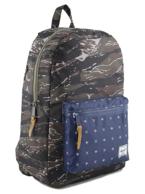 Backpack 1 Compartment + 13'' Pc Herschel Multicolor classics 10005 other view 3
