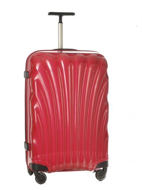 Hardside Luggage Samsonite Pink V22106