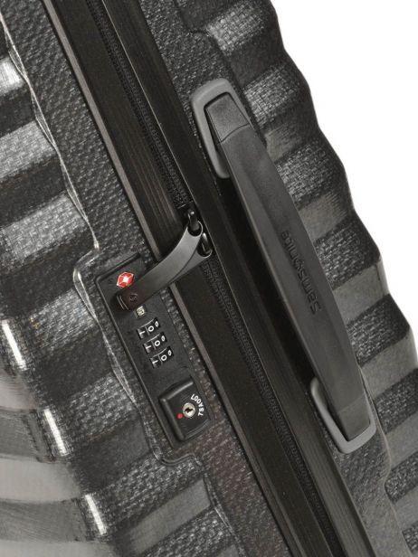 Valise Cabine Samsonite Noir lite-shock 98V001 vue secondaire 1