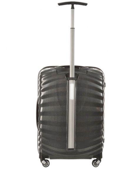 Valise Cabine Samsonite Noir lite-shock 98V001 vue secondaire 5