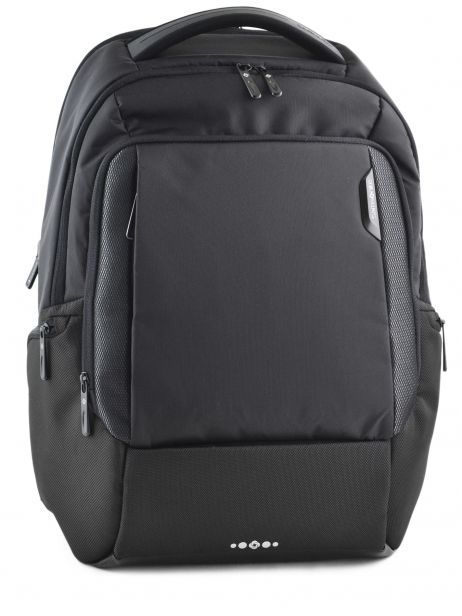 Backpack Samsonite Black cityscape 41D104