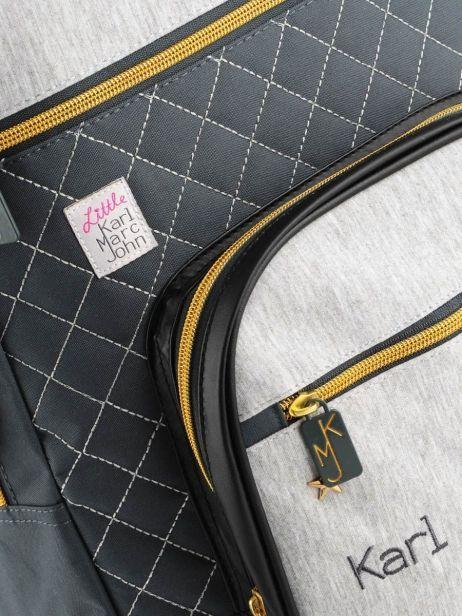 karl marc john wheeled backpack star best prices. Black Bedroom Furniture Sets. Home Design Ideas