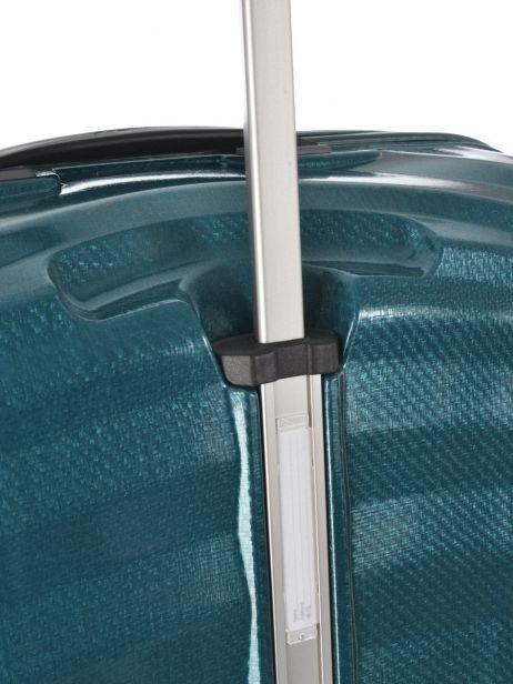 Valise Rigide Lite-shock Samsonite Bleu lite-shock 98V004 vue secondaire 2