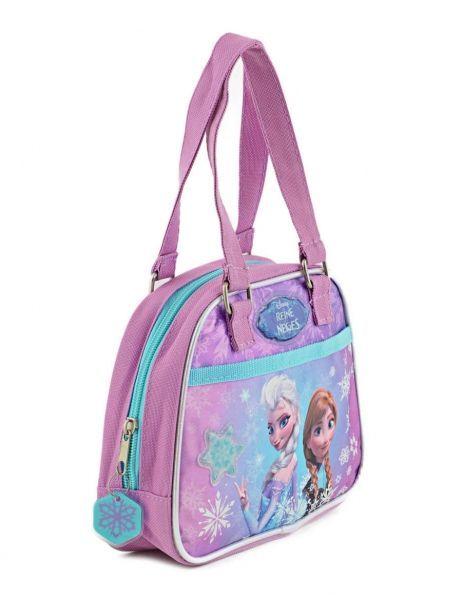 Bag Mini Reine des neiges Violet cristal 208615 other view 2