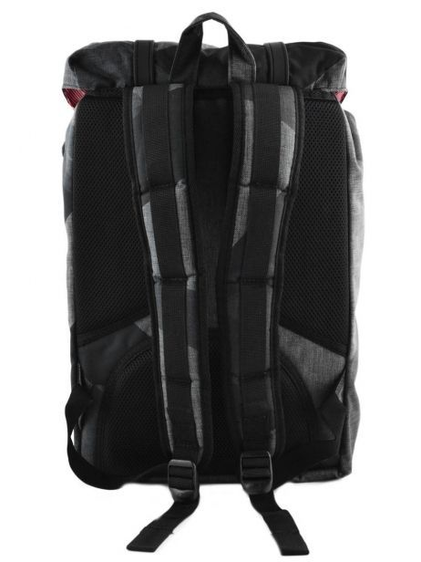 Backpack 1 Compartment + 13'' Pc Herschel Black classics 10020PBG other view 4